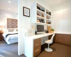 home office in bedroom. Guest Bedroom Office Ideas Home . In