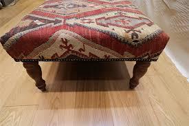 handmade turkish kilim coffee table