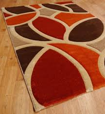 area rugs marvelous rug ideal persian as burnt orange with