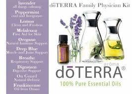 Doterra Physicians Kit Doterra Essential Oil Family Physician