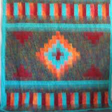 Quilt Patterns Southwest Designs Navajo Blanket Style Quilt Pattern Southwestern Design