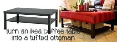 ikea white ottoman red ottoman coffee table sample classic white amazing turn into a tufted ikea