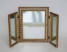 ... Impressive Three Way Vanity Mirror For Your Bedroom And Wardrobe  Decoration : Inspiring Bedroom Furniture With ...