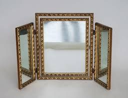 Impressive Three Way Vanity Mirror For Your Bedroom And Wardrobe Decoration  : Inspiring .