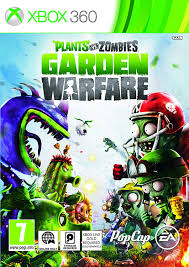 plants vs zombies garden warfare xbox 360 co uk pc