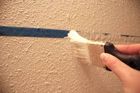 image of textured ceiling paint rollers
