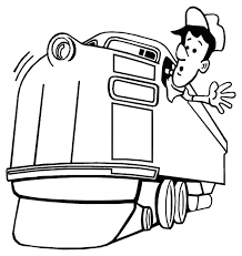 For much more image relevant to the image above your kids can check the next related images segment on the bottom of the page or surfing by category. Image Result For Coloring Pages Of Train Conductor Train Coloring Pages Precious Moments Coloring Pages Lego Coloring Pages