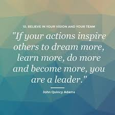 Quotes On Leadership Cool Quotes About Leadership Inspirational Image From HabitBull