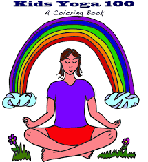 Coloring is a fun way to develop your creativity, your concentration and motor skills while forgetting daily stress. Yoga Coloring Pages Printable Page 1 Line 17qq Com