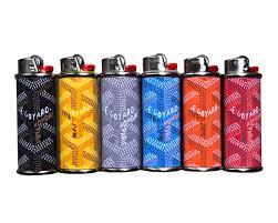 Bic Lighter Designs Metal Reusable Bic Lighter Case