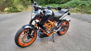my 390 is starting to look like a stunt bike ktm duke 390 forum