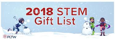 Pltw 2018 Holiday Stem Gift List What Pltw Educators Recommend