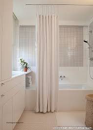 curtains hanging shower curtain rod from ceiling fresh regarding mounted rods inspirations 5