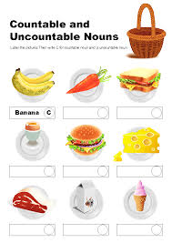 and Uncountable Nouns