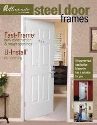fast frame and u install catalog masonite