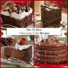 Our 12 Best Chocolate Cake Recipes Mrfoodcom