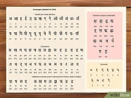 Recommended ipa fonts available on various platforms How To Learn Hindi With Pictures Wikihow