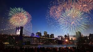 best us fireworks displays holidays