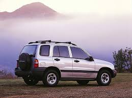 All Chevy 2001 chevy tracker mpg : CHEVROLET Tracker specs - 1999, 2000, 2001, 2002, 2003, 2004 ...