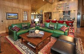Green Sofa Design Ideas Pictures For Living Room Stunning Leather Couch Living Room Ideas Style