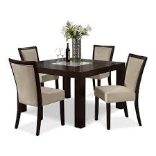 tango stone dining room 5 pc dinette 50 table