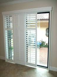 door with blind inside new ideas french doors blinds glass intended for back patio sliding reviews