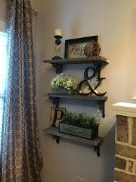 we made theses shelves for less than pallet wood and  we made theses shelves for less than 20 pallet wood