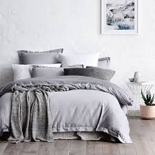 grey bedding ideas yellow and bedroom best home design pertaining to 4