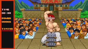 1987 street fighter arcade old school game playthrough retro game