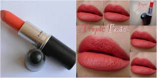 Light Coral Lipstick Mac Mac Tropic Tonic Lipstick Review