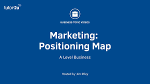 Marketing Positioning Chart Marketing The Market Positioning Map