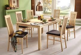 Schone Wohndekoration Tisch Rund Buche Massiv