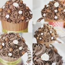Giant Cupcake One Of Out Most Popular Designs Only At Fab Cakes Dubai