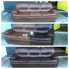 how to repair torn leather furniture tear in leather couch can you fix tear leather sofa