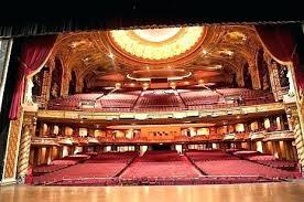 Citi Performing Arts Center Seating Chart Wang Center Seating Chart Unique Wang Theater Seating Chart