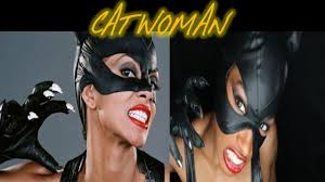 This catwoman costume guide that has top 6 suits of catwoman will work for you in halloween season or also for costume parties. Halloween Makeup Cat Woman Halle Berry Inspired Costumes Part 2 Of 3 Youtube