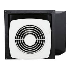 broan 180 cfm through the wall exhaust fan with on off switch