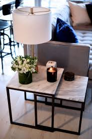 how to style a coffee table in your living room decor  living
