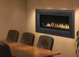 superior vent free linear luminary fireplace fine 039 s gas