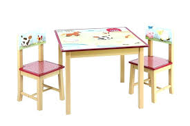 table and chair set table and chair set farm friends kids table chair set table and kids table and chairs