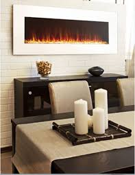 paramount premium 42 slim wall mount electric fireplace
