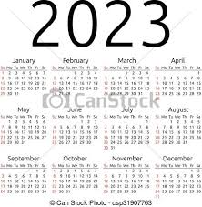 Vettoriali Royalty Free Su Calendario Settiman Zwiftitaly