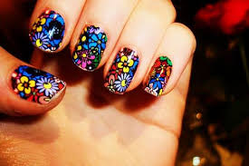 Decorative Nail Art Designs Creative Decorative Nail Art Designs 15