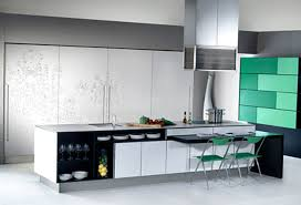 kitchen modern. Kitchen, Modern Style Kitchen Image Hood Granite Countertop Dining Chairs White Cabinetry Sink Faucet Head .