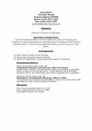 Bad Resume Examples Pdf Fresh Example Resume Beautiful Best