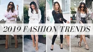 10 Practical <b>Fashion Trends</b> 2019 That Are Easy To <b>Wear</b> | <b>Spring</b> ...