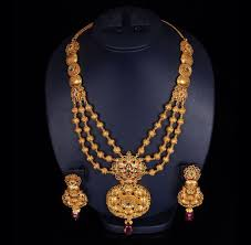 Gold Necklace Designs In 80 Grams With Price Heavy Gold Necklace 80 90 Grams Jewelry Bridal