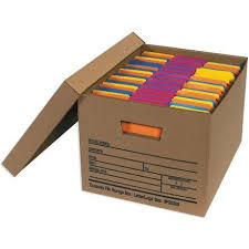 office file boxes. Office File Boxes May Be Used To Organize Files And Documents. Best Use  One Box Per Year For All Important Documents Real Estate, Bills, Office
