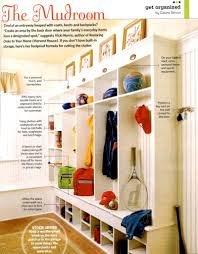 Get Organized: How to Conquer The Mudroom