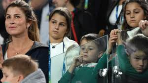 Federer's children and wife Mirka with Roger at the Australian Open. PICS |  Tennis Tonic - News, Predictions, H2H, Live Scores, stats